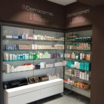 F_texi_allestimento_farmacia_mercaldo_progettazione_tecnica_pellicole_viniliche_interior_decoration_decorazione